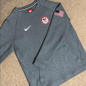 Nike Tech Fleece Long-sleeve - USA Olympic Team